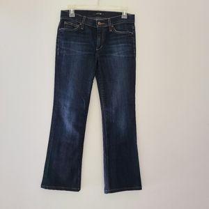 JOE'S Petite bootcut women jeans